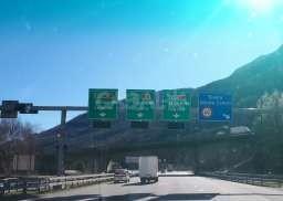 Mit dem Auto nach Italien