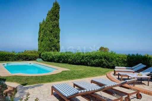 Ferienhäuser mit privatem Pool
