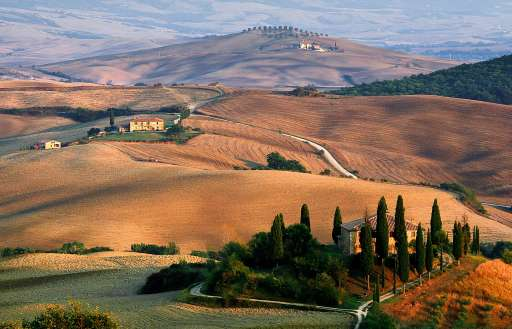 Ferienhäuser in der Toskana